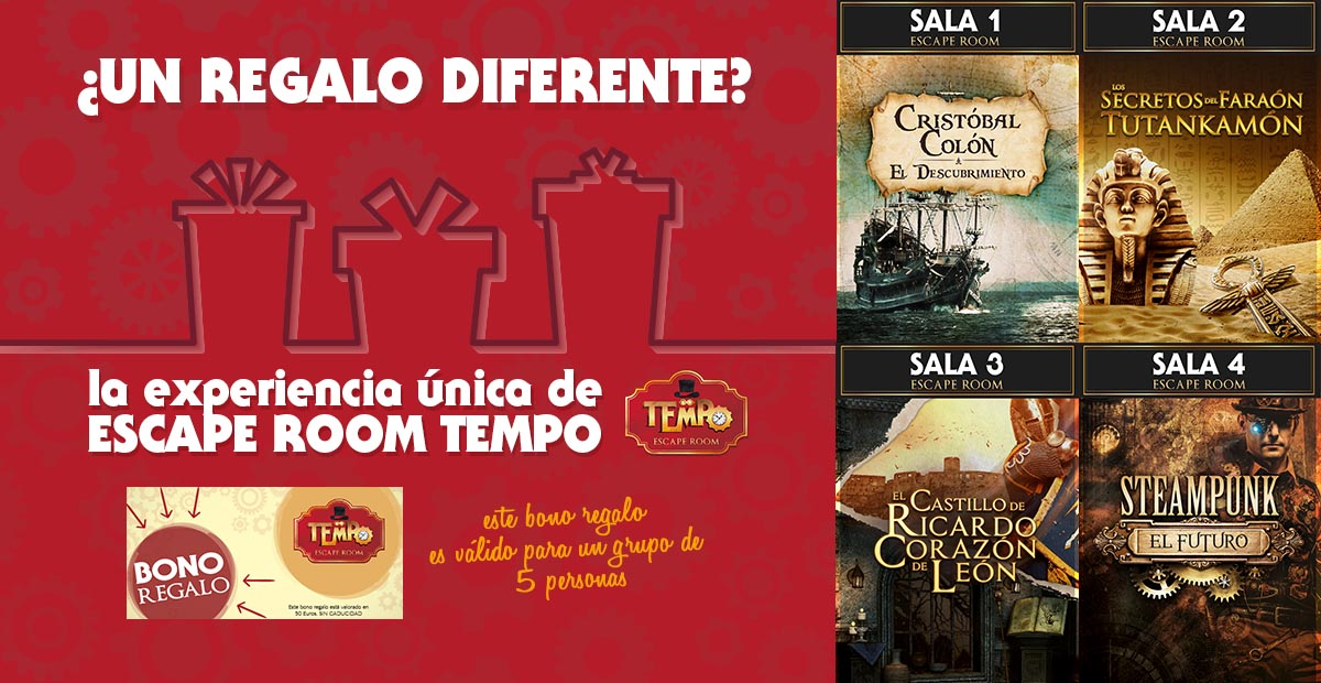 Experiencia Escape Room